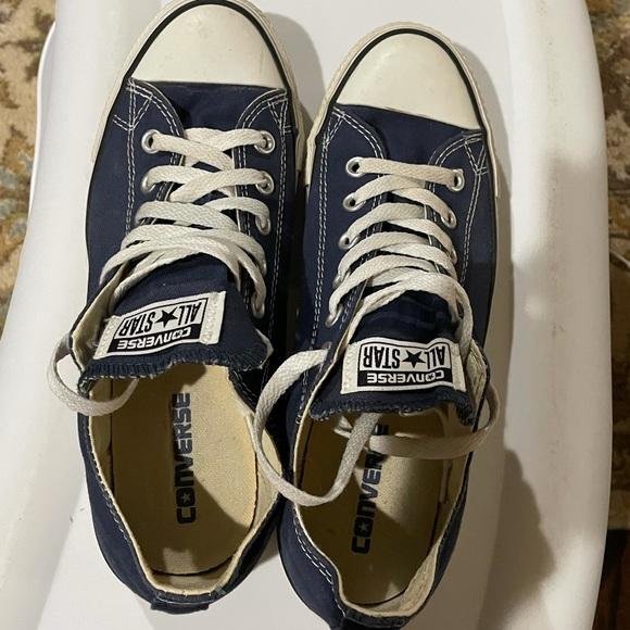 Converse Chuck Taylor's (All Star Lo)
